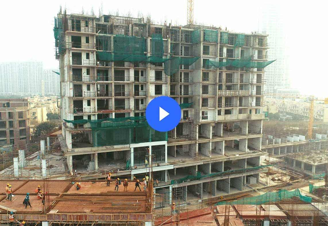 M3M Heights Construction Update 2020