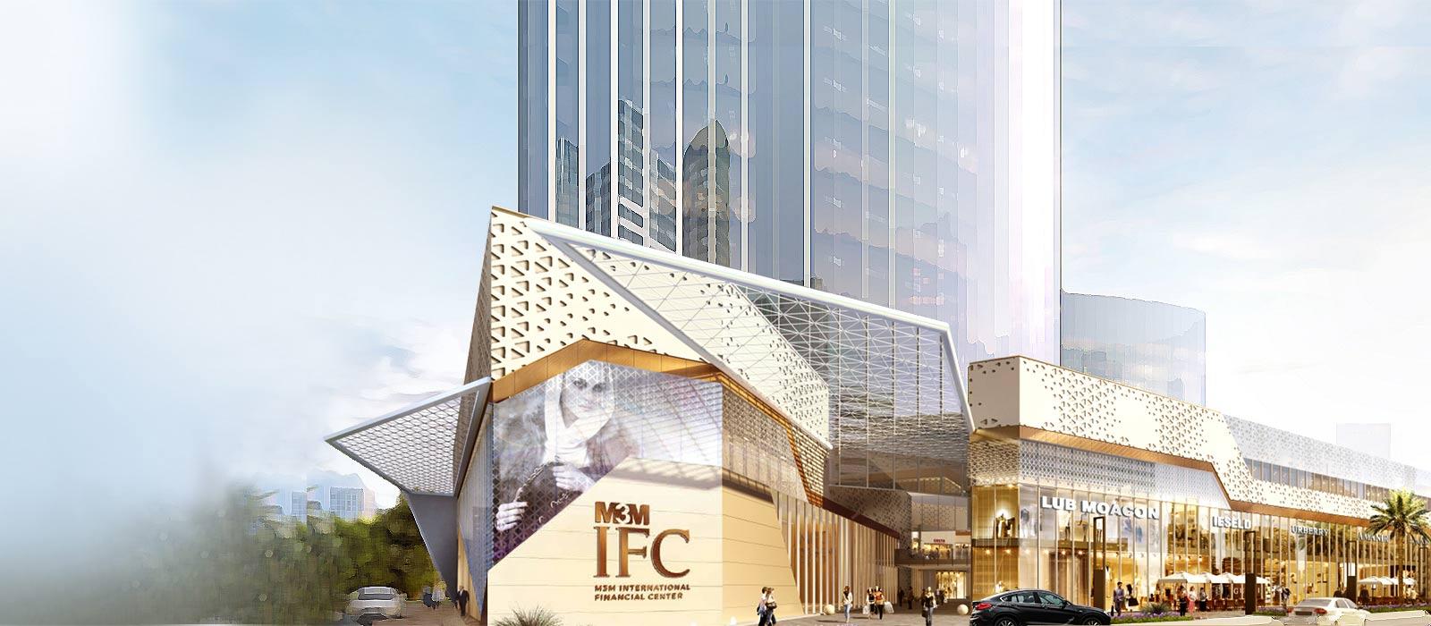 M3M IFC - M3M International Financial Center