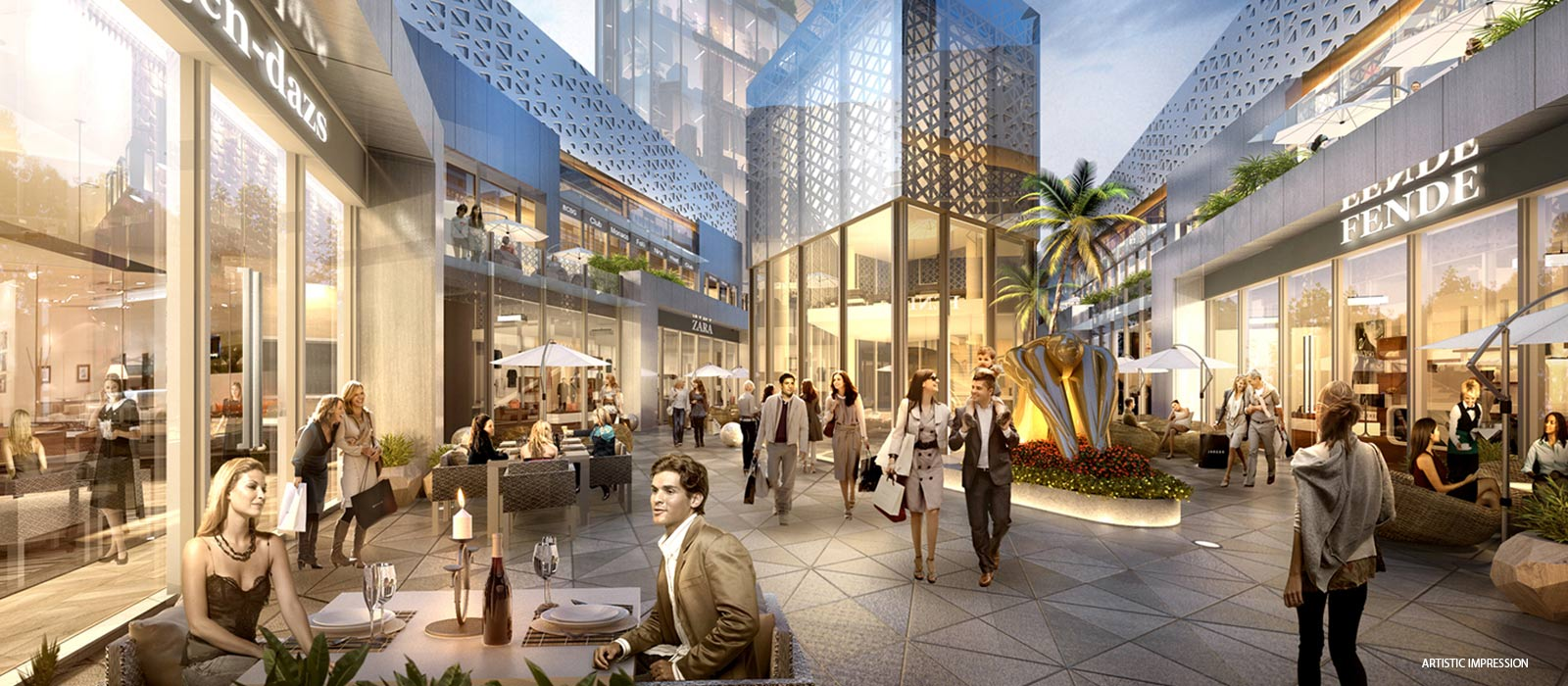 M3M IFC - IconicCommercial Projects In Gurgaon