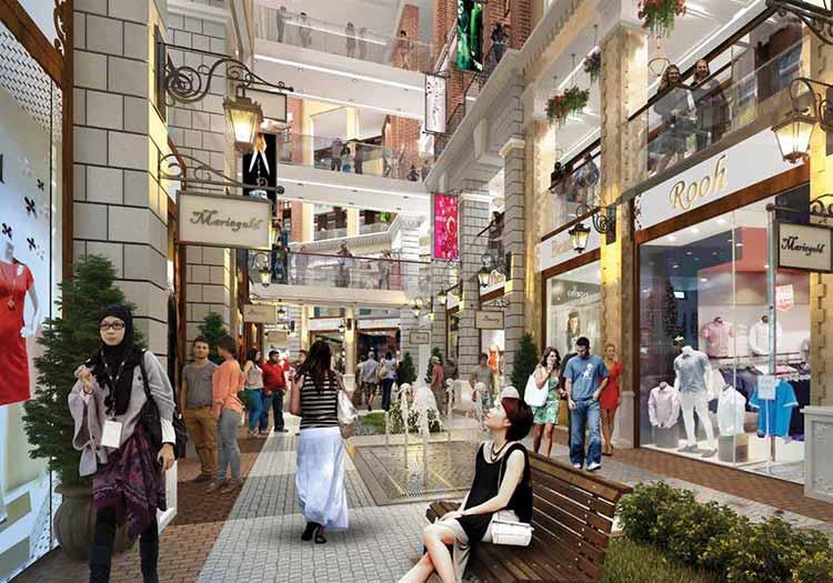 Highstreet Retail at M3M Broadway